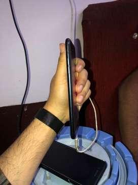 Iphone 7 plus 32gb black colur