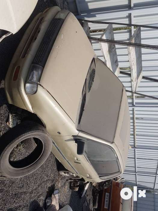 Maruti Suzuki Zen not for sale only parts for