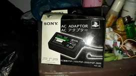 Adaptor charger for playstation portable