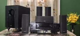 ONKYO AV Receiver 5.1 Complete Set-up