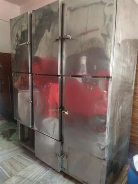 Fridge for dairy and sweets products