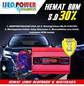 ISEO POWER Produk Penghemat BBM yg AMAN dan KEDAP AIR