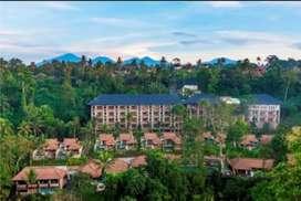 Dijual Resort Hotel Mewah Bintang 5 Ubud Bali