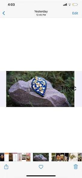 Handmade jewellery