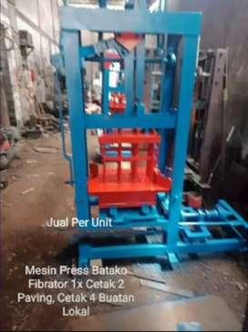 Jual Mesin Press Batako