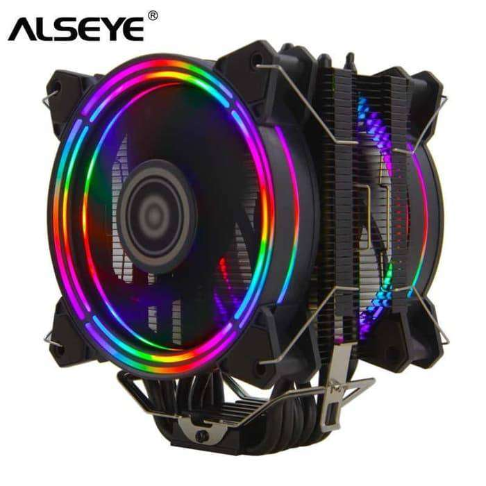 FAN PROC ALSEYE H120D DOUBLE TOWER 0