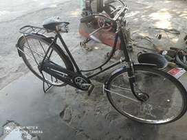 Di jual sepeda onthel kebo Dames classic Mrek Relaigh