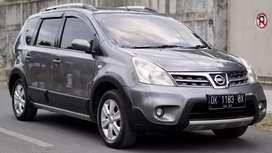 Nissan Livina X Gear Automatic 2012 Low Kilometer Istimewa Bisa Kredit