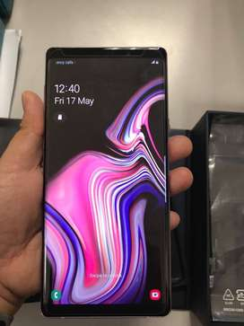 Buy galaxy Note 9 is available