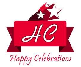 Happy Celebrations since 2015