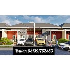 Rumah cluster pusat kota pekanbaru