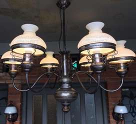 Promo lampu hias gantung jawa klasim antik minimalis dekorasi klasik