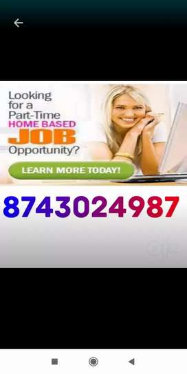 Only 10 vacancy leftvfor online data entry hurry up