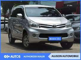 Toyota Avanza 1.3 G Bensin MT 2012 Silver #PartnerTerpercaya