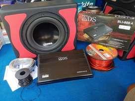 Paket audio suara sedang (asy'ari audio)