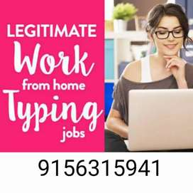 Home based jobs best opportunity don't miss the chance