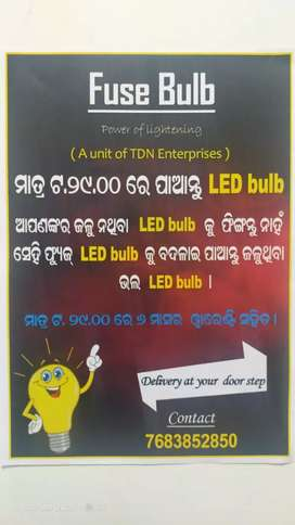Fuse Bulb (exchange your LED bulb)
