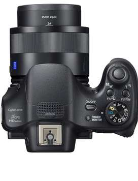 Sony Camera 50X Optical Zoom with Zeiss Lens