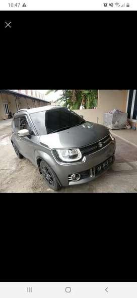 Dijual Mobil Ignis Barasiah, service rutin bengkel resmi