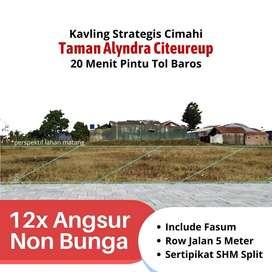 Potongan Harga 25% Taman  Alyndra Citeureup Dekat Alun alun Cimahi