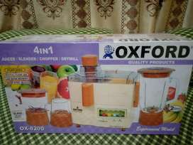 Oxford juicer