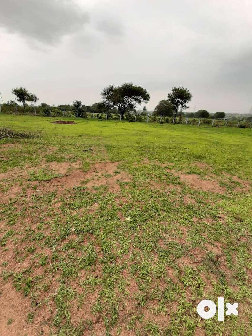 DTCP Open plots for sale at ShadNagar at Parigi Road near JIMS, JIVA 0