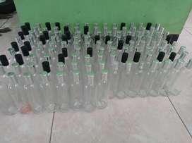 Borongan botol bekas model bodyshop