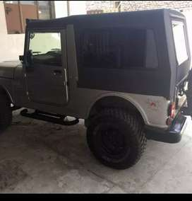 Thar modified jeep
