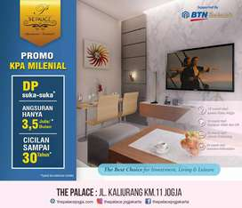 Hot Sale For Warga Mataram,Beli Apartemen The Palace Cicilan Max 30Th