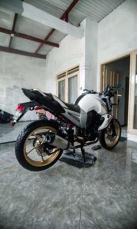 Yamaha Byson 2013 modif simple