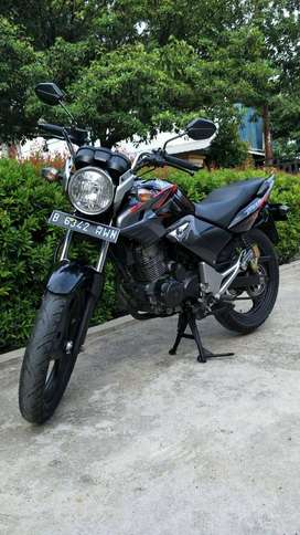 Honda tiger revo full original hitam