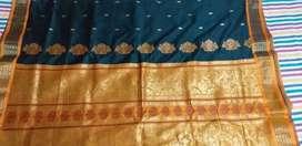 Silk saree new one