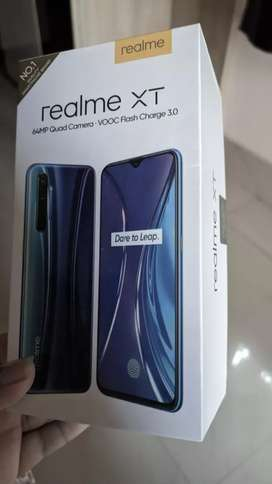 Brand New REALME XT in Rs.16,000/ 6GB varient HURRY!