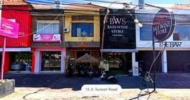 Ruko Sunset Plaza Jl Sunset Road Seminyak