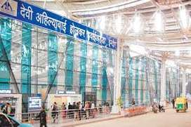 Great chance to job in airlines at Devi Ahilya Bai Holkar Airport