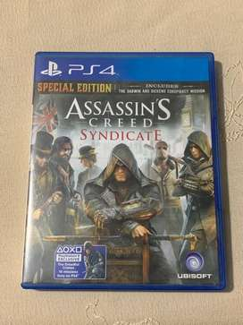 Assassin's Creed (CD / Kaset game PS4)