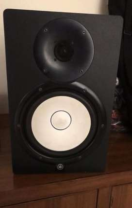 Yahama HS8 studio monitor pair
