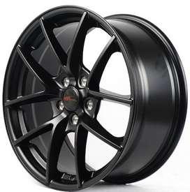 velg hsr wheel ring 18 inc bisa utk di camry,innova,juke