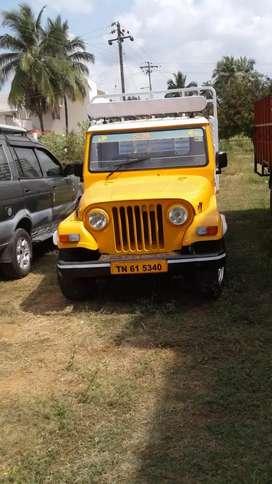 Mahindra pickup 2009 model FC done good condition
