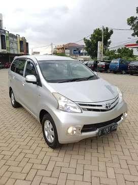 Tdp 5jt, Toyota AVANZA E 1300cc th.2013, AC DOBEL, Komplit MANUAL