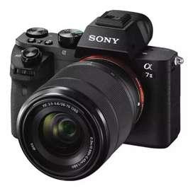 Camera Sony Alpha 7 II kredit cicilan ringan proses acc 3 menit