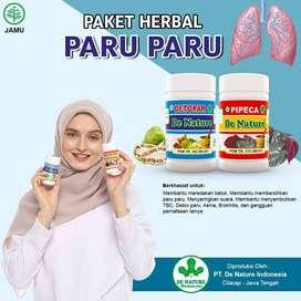 De Nature Herbal Obat ASMA PARU PARU TBC BRONKITIS Pipeca Detopar