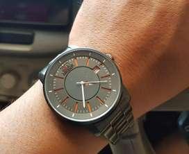 Orient ER0200CB Disk rotation Watch Seiko baby tuna hamilton