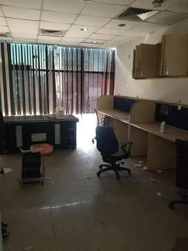 350sq.ft Fully furnished office for rent in indirapuram