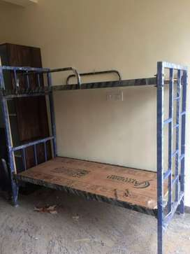 Bunker bed single size warranty aitam available