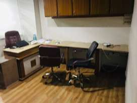 750 SQFT furnished office available for rent