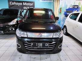 Suzuki Karimun wagon 1.0 GS manual MT hitam 2019 pmk 2020 Surabaya