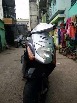 I am saying I am selling my bike good condition
