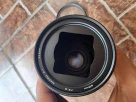Lensa macro for canon 60mm f2.8
