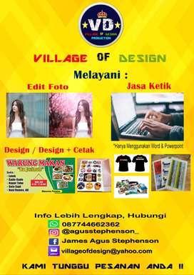 Village Of Design